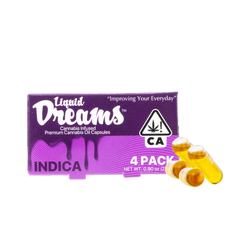 INDICA 25MG - 4 PACK