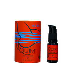 OH YES LATEX SAFE SERUM